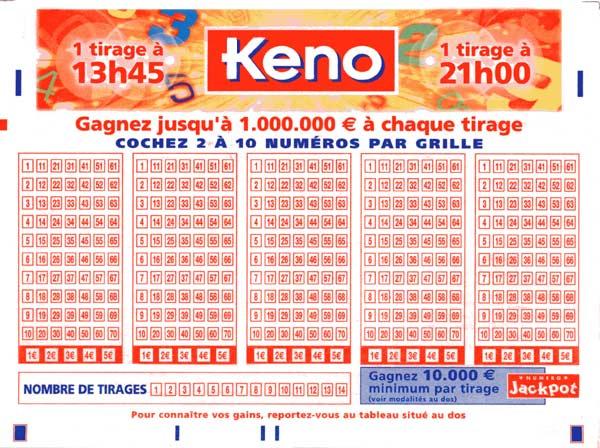 Kenofolies kenofolies cmonsite - Keno resultat grille gain ...