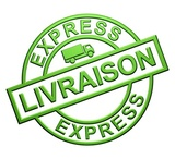 Livraison Express vikana bijoux