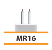 Culot ampoule led MR16