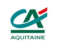 Logo Caisse Régionale du Crédit Agricole Aquitaine